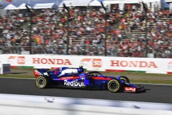 F1: A rajt előtt tiltották le a Honda motorbeállítását