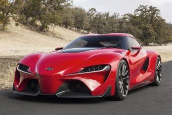 Már biztos: januárban végre jön a Toyota Supra