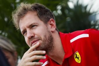F1: Vettel nem akarja elárulni, hol van épp