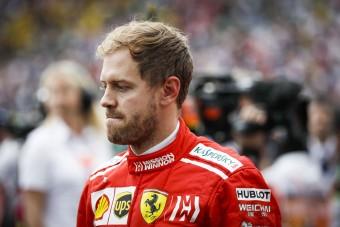 F1: Vettel nem kapott elég támogatást
