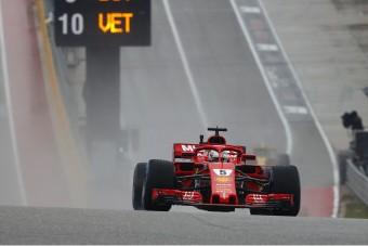 F1: Hamilton szárnyal, a Ferrari siralmas