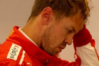 F1: Vettel benézte, ezért büntették meg Austinban