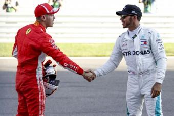 F1: Lewis Hamiltonnal győzött volna a Ferrari?