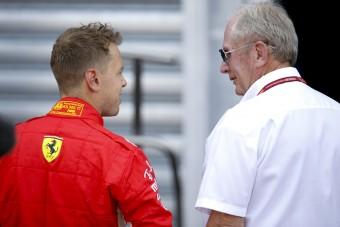 F1: A Red Bull-főnök csalódott Vettelben