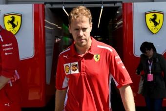 Vettel: Nagy rakás szart hoztunk össze!