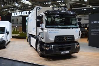 Nagyobb hatótávval készülnek a Renault áruterítői