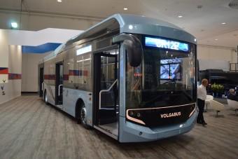Ezt a buszt már robotok dobják össze