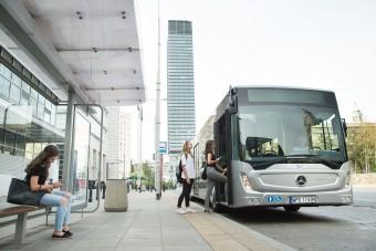 Mercedes-Benz buszok készülhetnek hazánkban