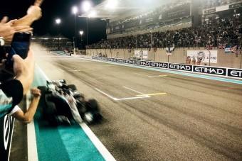 F1: Hamilton újabb rekordot húzott be