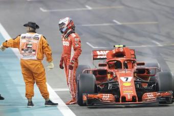 F1: Räikkönen nem ilyen búcsút akart