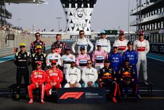 F1: Na ki lett a főnökök kedvence idén?