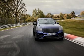 Na, mi döntötte meg a SUV-rekordot a Nürburgringen?