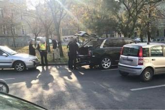 Összetörték a Rolls-Royce Cullianan tesztautót Budapesten