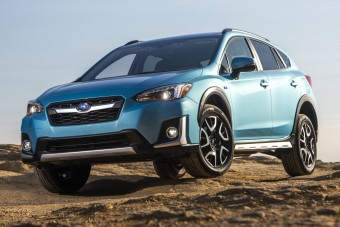 Itt a Subaru első plug-in hibridje!