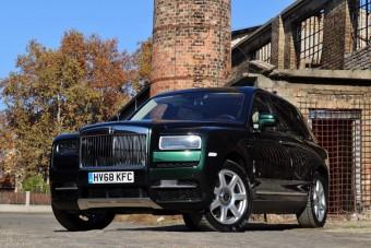 Elvittük egy körre Budapesten a Rolls-Royce