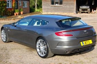 Méregdrága az egyetlen kombi Aston Martin Rapide