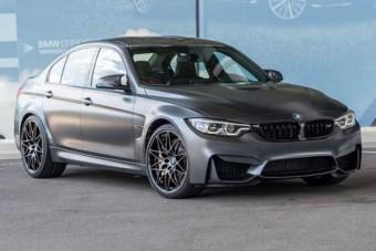 Igazán különleges az utolsó BMW M3-as