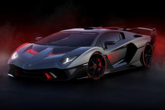 Egyedi vadászbombázó a Lamborghinitől