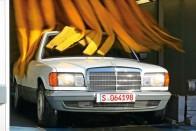 Eladó Michael Jordan sokat futott Mercedes kupéja 6
