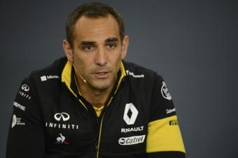 F1: A Renault örül, hogy elhagyja a McLaren