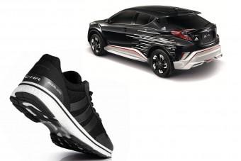 Futócipőt faragtak a Toyota városi crossoveréből