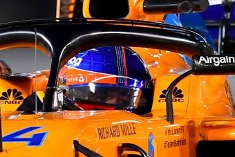 F1: Nyerő bukóval búcsúzik Alonso