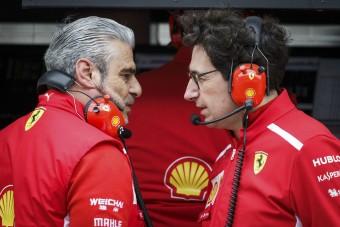 F1: A volt főnök kiáll a Ferrari mellett