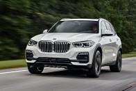 Vezettük az új BMW X5-öt