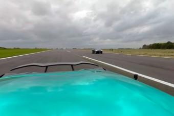Ilyen autó kell, ha meg akarod verni a Tesla behemótját