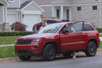 A Jeep beszólt a Kiának