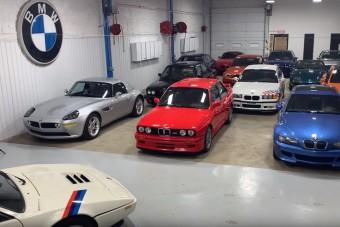 Valakinek egy brutális BMW gyűjteményt esetleg?