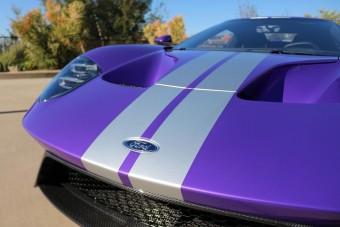 A ritkaságok közt is különleges lesz ez a Ford GT