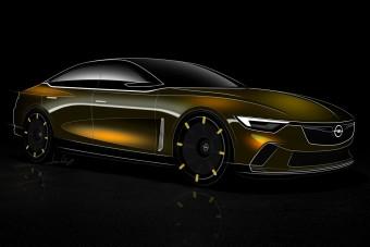 Ha újjászületik az Opel Rekord, akkor legyen ilyen!