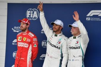 F1: Hamilton megszerettette magát a brazilokkal