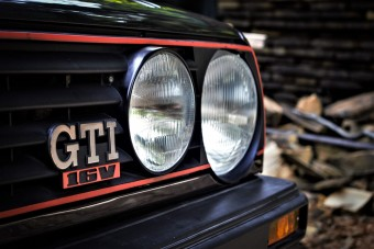 Igazi kincs ez a 450 ezret futott Golf GTI