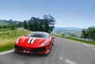 Komoly elismerést zsebelt be a Ferrari 1
