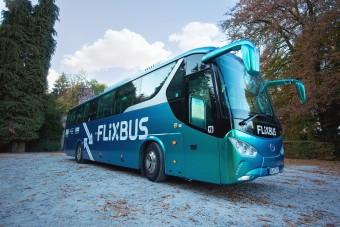 Újabb távolsági elektromos busz állt forgalomba