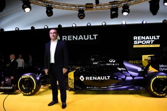 A cégvezér botránya nem árthat az F1-csapatnak