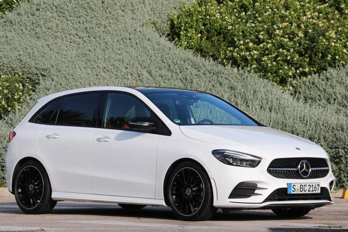 Mercedes-Benz B-osztály