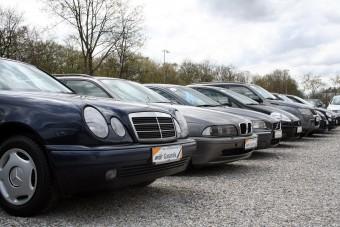 Itt lehetnek olcsóbbak a takarékos használt autók