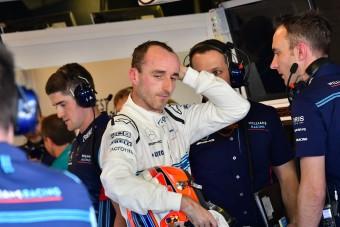 Kubica: Nem félek, mindannyian a nulláról indulunk