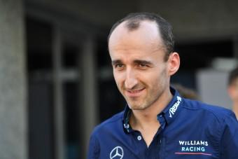 Kubica: A csapattársam sokkal felkészültebb nálam