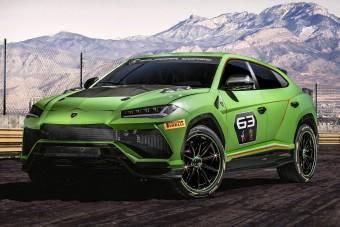 Szabadidőjármű versenyszériát tervez a Lamborghini