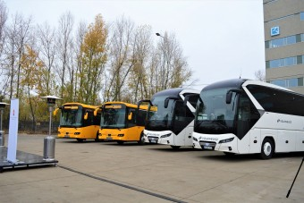 Hamarosan ilyen új buszokkal utazhatsz