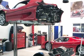 Több közös van egy MTZ traktorban és a Ferrari F50-esben, mint hinnéd