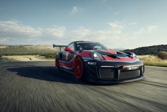 Ez a Porsche 911 GT2 RS már annyira durva, hogy utcára se engedik