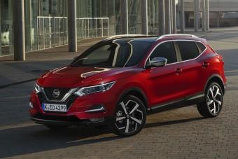 A Nissan Qashqai a teljesítmény új szintjét hozza el (X)