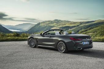 Videón a BMW új luxuskabriója