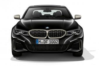 Újabb sportszedán a BMW-től