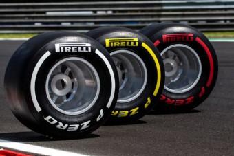 F1: Ezekkel a gumikkal indul a 2019-es idény